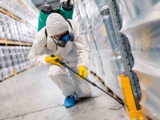 Métodos de control de plagas en la industria alimentaria