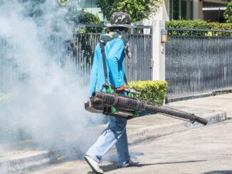 Químicos para fumigar mosquitos