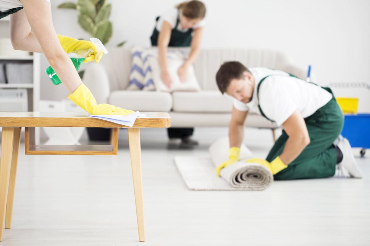 Procedimiento para realizar una fumigación segura en casa